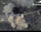 VIDEO : Une base secrète dans le nord-ouest de la Syrie rasée !