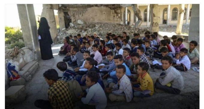 L'Arabie Saoudite à détruit plus de 2500 écoles…