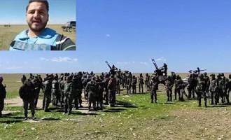 VIDÉO: l'armée syrienne lance une opération massive contre l'Etat islamique dans le centre de la Syrie