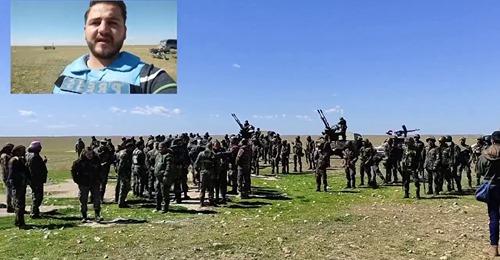 l'armée syrienne lance une opération massive contre l'Etat islamique dans le centre de la Syrie