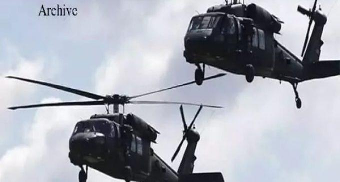 40 terroristes de Daesh transportés vers une base américaine dans le nord-est de la Syrie
