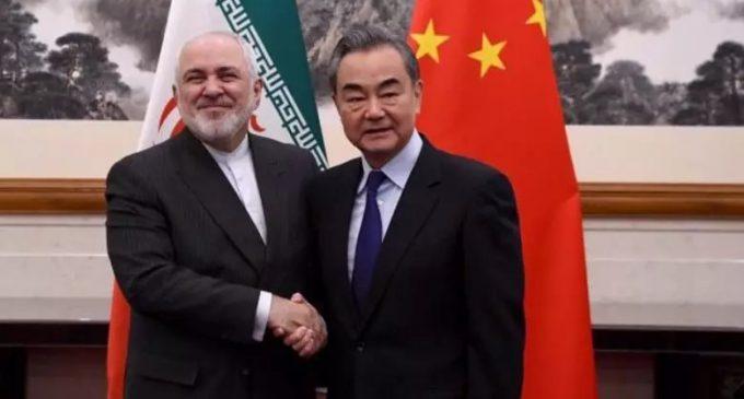 La Chine et l'Iran signent un accord de partenariat stratégique global de 25 ans