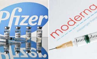 Les effets secondaires de Pfizer et surtout Moderna!
