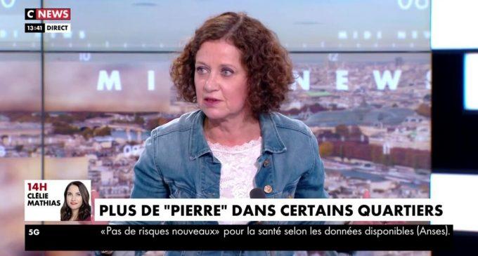 New Post: La sioniste haineuse des Arabes et des Musulmans, Elisabeth Lévy déplore que dans les quartiers populaires il y a trop de « têtes d'arabe »