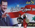 URGENT : Bashar Hafez al-Assad obtient un nouveau mandat de 7 ans en Syrie.