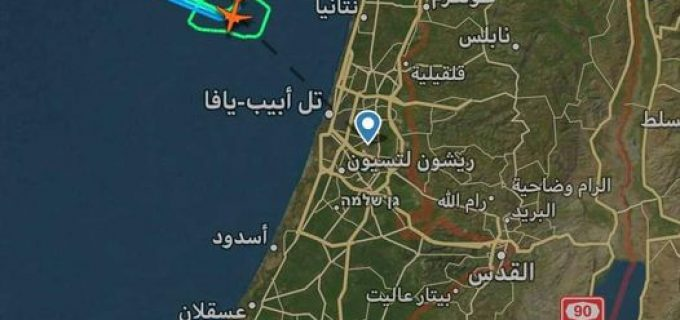 L'aéroport Ben Gourion est à l'arrêt, les vols sont détournés du fait des salves de roquettes tirées depuis Gaza.