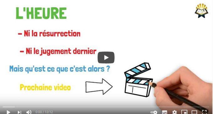 """VIDEO: 1 – Que signifie """"l'Heure"""" cité dans le Coran?"""
