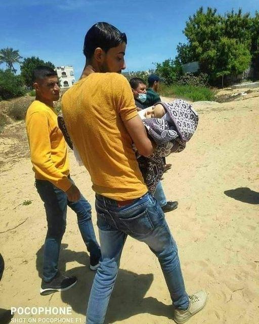 Le bébé palestinien Juri Hammad (petite fille) est décédée après que les occupants israéliens lui ont refusé un permis de voyager pour obtenir des soins médicaux vitaux à l'extérieur de Gaza.