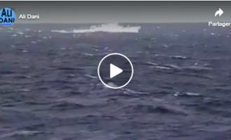 Pour la première fois dans l'histoire, la marine de guerre iranienne pénètre dans l'Océan Atlantique.
