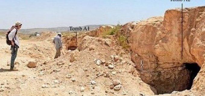 Israel vient de détruire le plus ancien cimetière cananéen connu en Palestine, un joyau archéologique vieux de 4 200 ans, pour construire une route israélienne.