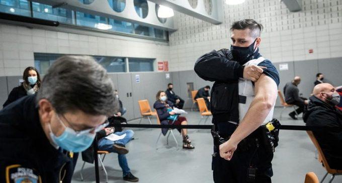 La police n'est pas concernée par cette obligation vaccinale ?