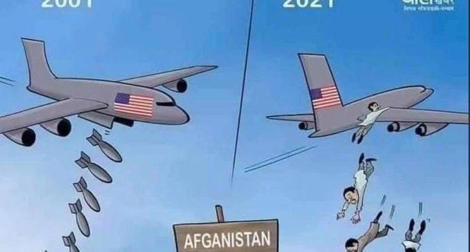 Les USA ne changent jamais de disque, ils changent juste de piste