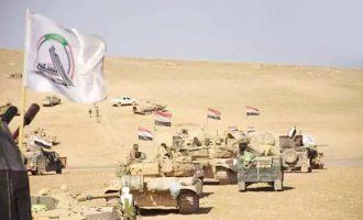 L'armée irakienne prend le contrôle total du désert d'Al-Anbar