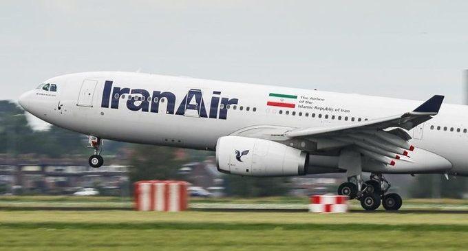 Les sanctions américaines empêchent l'avion iranien de faire le plein en Allemagne et mettent la vie des passagers en danger
