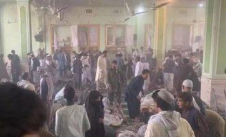 Au moins 32 martyrs dans des explosions dans une mosquée afghane à majorité chiite