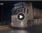 La 12e cargaison du convoi Sincere Promise du Hezbollah, qui comprend une soixantaine de camions-citerne remplis de carburant iranien, a traversé la frontière entre la Syrie et le Liban.