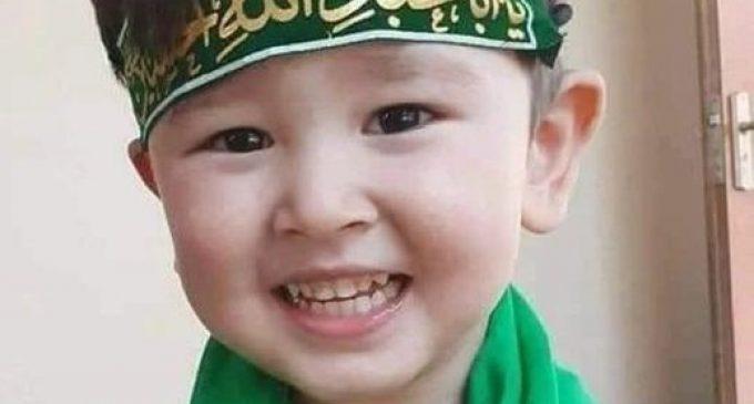 Voici le plus jeune martyr de l'attaque terroriste de vendredi contre une mosquée chiite en Afghanistan à Kunduz