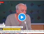 """Philippe Poutou : """"Zemmour est plus qu'un adversaire, c'est un ennemi, qui défend des idées fascistes."""""""