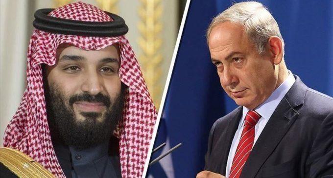 Ben Salman, au nom d'Israël